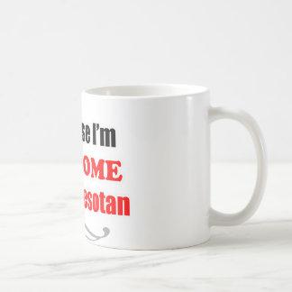 Minnesota é impressionante caneca de café
