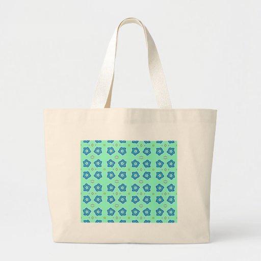 miosótis bolsa para compras