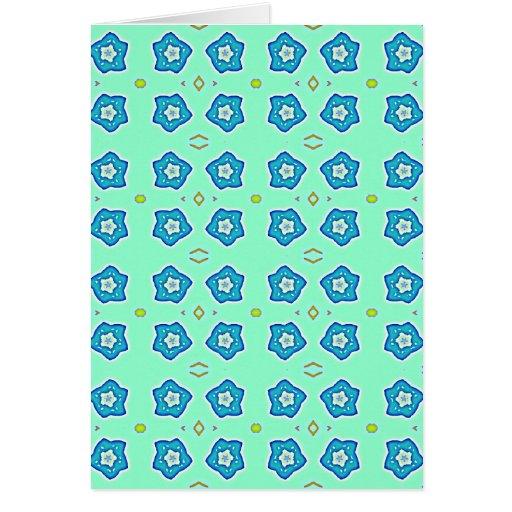 miosótis cartão