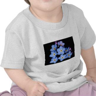 Miosótis Camiseta