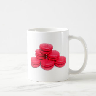 Miscellaneous - Red Macarons Three Caneca De Café