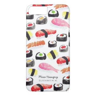 Miso personalizado de | com fome capa iPhone 7 plus