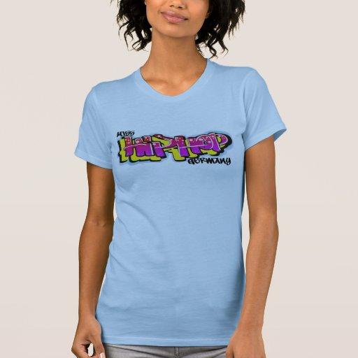 Miss Hip Hop Germany® Camiseta