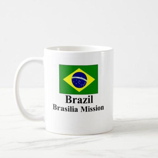 Missão Drinkware de Brasil Brasília Canecas