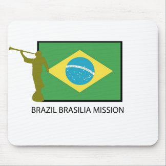 MISSÃO LDS DE BRASIL BRASÍLIA MOUSE PAD