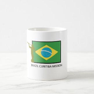 MISSÃO LDS DE BRASIL CURITIBA CANECA DE CAFÉ