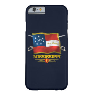 Mississippi Deo Vindice Capa Barely There Para iPhone 6