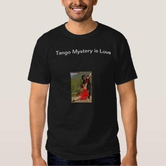 Mistério do tango camiseta