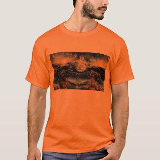 Misticismo dos noruegueses camiseta