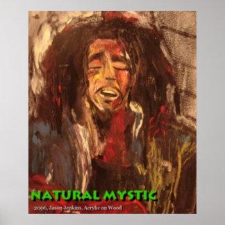Místico natural poster