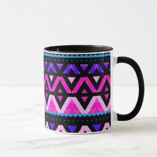 Mistura #201 - Detalhe - caneca asteca