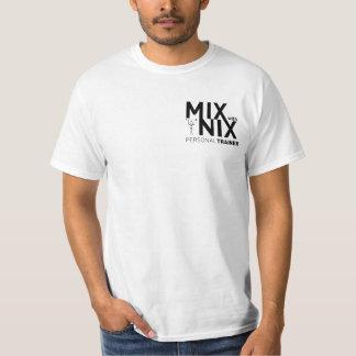 Mistura com mini logotipo do Nix T-shirt