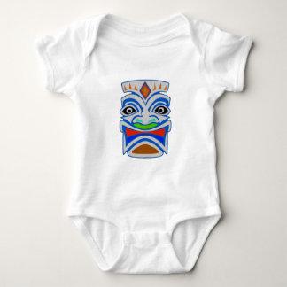 Mitologia polinésia body para bebê