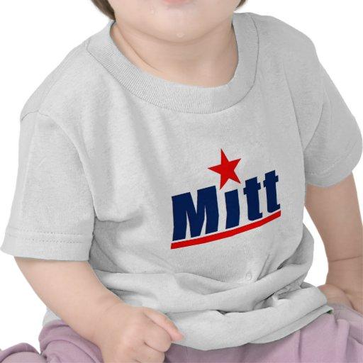 "Mitt Romney ""luva "" Camiseta"
