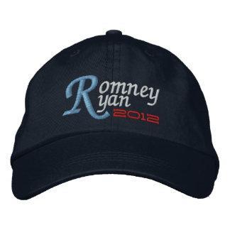 Mitt Romney Paul Ryan 2012 Bonés