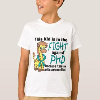 Miúdo na luta contra PKD Camiseta