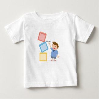miúdos camisa de 123 t