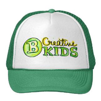 Miúdos criativos de B Boné