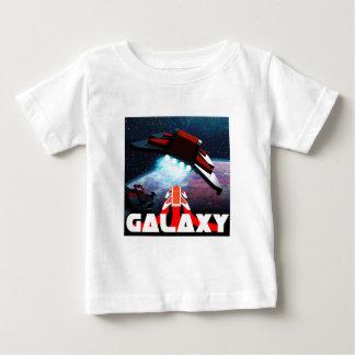 Miúdos da camisa da galáxia