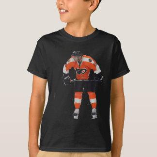 Miúdos da camisa de Brayden Schenn