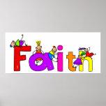 Miúdos da fé poster