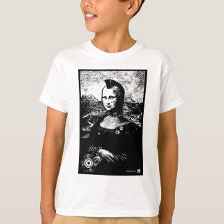 Miúdos do Mohawk de Mona Camiseta