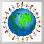 Miúdos globais posteres