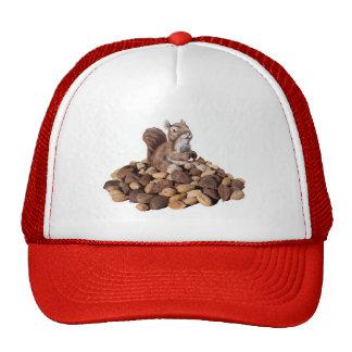 Miúdos Sammie o chapéu do esquilo Bone
