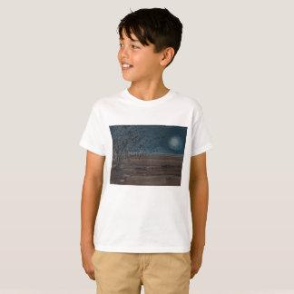 """miúdos T """"Home à capoeira """" Camiseta"""