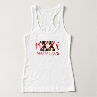 MixxedFit® inspirou o MF representa a camisola de Regata