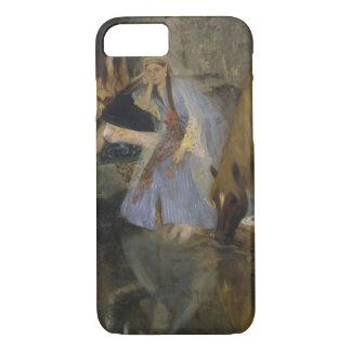 Mlle Fiocre na fonte do La do balé por Edgar Degas Capa iPhone 7