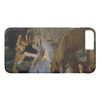 Mlle Fiocre na fonte do La do balé por Edgar Degas Capa iPhone 7 Plus