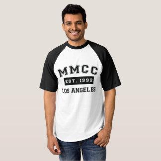MMCC atletismo do LA - camisa do basebol dos