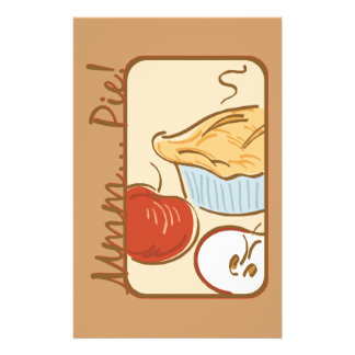 Mmm design da torta panfleto