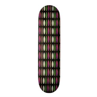 modelação das prancha shape de skate 20cm
