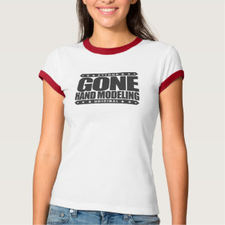 MODELAGEM IDA da MÃO - eu tenho as mãos graciosas Tshirts