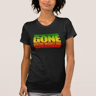 MODELAGEM IDA do BIQUINI - eu rio do enceramento Camiseta
