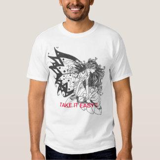 Modelo básico de T-shirt- Customisée Tshirts