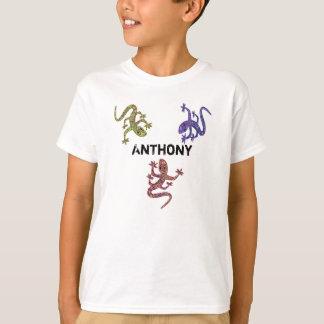 Modelo:: Camisa conhecida da salamandra