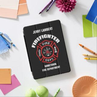 Modelo conhecido do sapador-bombeiro capa para iPad pro