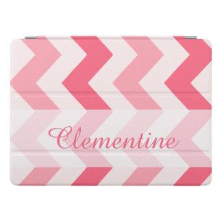 Modelo conhecido feito sob encomenda cor-de-rosa capa para iPad pro