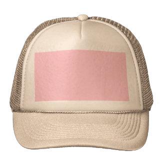 Modelo cor-de-rosa a personalizar com imagens e boné