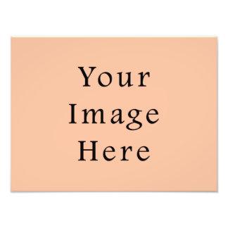 Modelo cor-de-rosa bege Peachy da tendência da cor Foto Artes