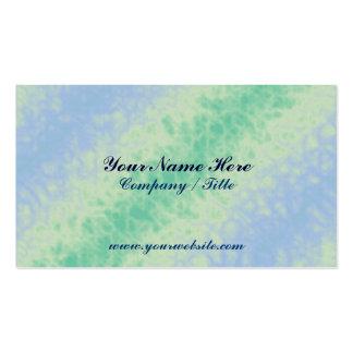 Modelo da brisa cartão de visita