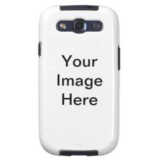 Modelo da galáxia SIII QPC de Samsung Capinhas Samsung Galaxy S3
