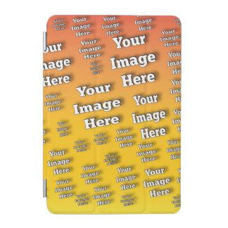 Modelo da imagem capa para iPad mini