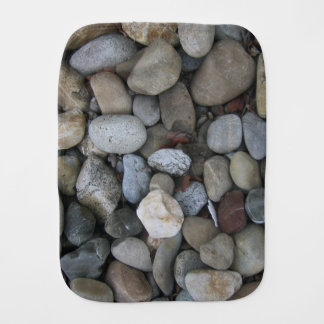 Modelo da textura da rocha paninhos para bebês