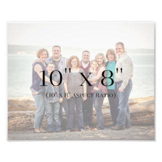 MODELO das fotos de família 10x8