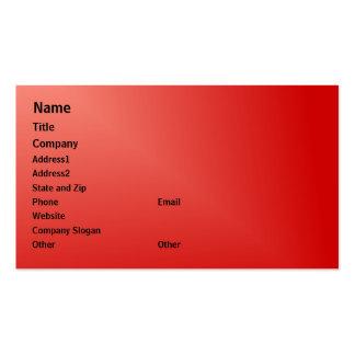 Modelo de cartão de negócios da carne do melão cartão de visita