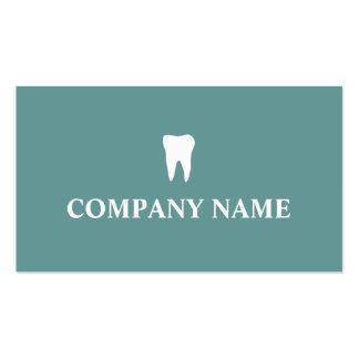 Cartões de visita para dentistas na Zazzle
